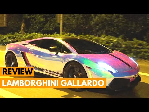 Lamborghini Gallardo LP550-2 Review | Can You Drive This Lambo In Singapore? | Singapore Car Reviews