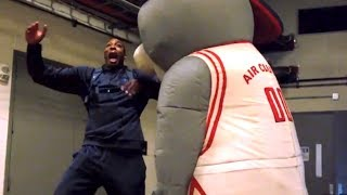 The 10 Funniest Mascot Moments In Sports History