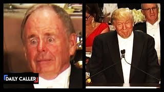 Flashback: Trump Takes Jabs At Hillary To Her Face At The Al Smith Charity Dinner