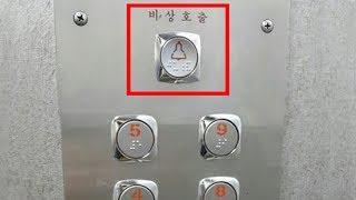 엘리베이터에-있는-이버튼-누르면-어떻게-될까