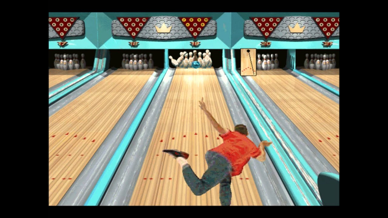bowling alley games free download