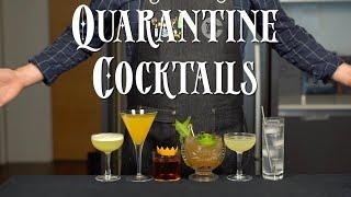 6 Delicious Quarantine Cocktails