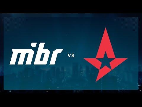 MIBR vs. Astralis Highlights | Quarter-Final | CORSAIR DreamHack Masters Stockholm 2018