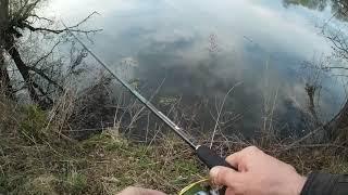Рыбалка 2020 Ловля ЩУКИ на спиннинг весной Рыбалка в Подмосковье