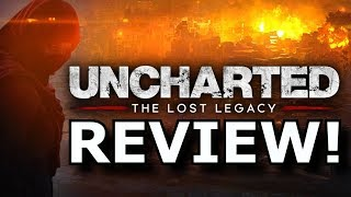 Uncharted: The Lost Legacy Review! Different But Good? (PS4)