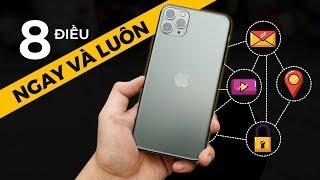 Mới Mua iPhone 11 Cần Làm Ngay 8 Điều Sau !