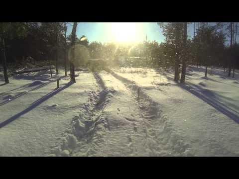 Зимний драйв 2014