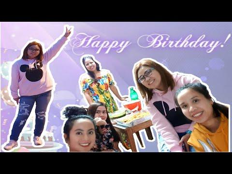 DARCY \u0026 ELVIE'S SIMPLE BIRTHDAY CELEBRATION | Caregiver In Israel