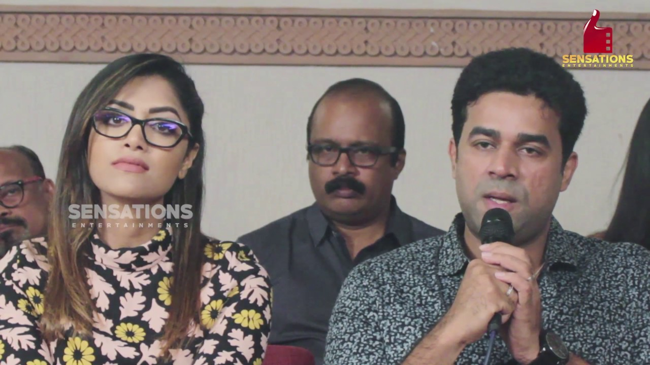 Cross Road - 'A Portmanteau Movie Celebrating Womanhood' - Mamta Mohandas│Exclusive Press Meet
