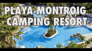 BARCELONAUTES / PLAYA MONTROIG - CAMPING RESORT