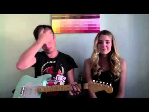 Katelyn Tarver & Will Anderson - 'Die In Your Arms' Bloopers.