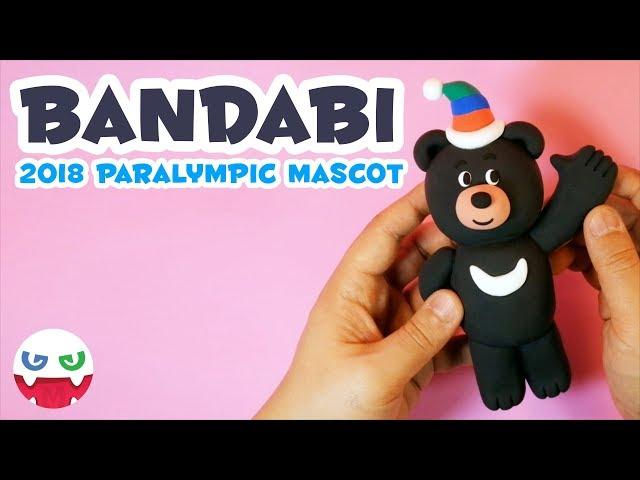 How to Make a Bandabi with Clay [ 2018 PyeongChang Paralympic ]