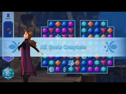 Disney Frozen Adventures Android / IOS Gameplay
