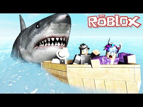 Roblox Adventures / JAWS / Monster Shark...
