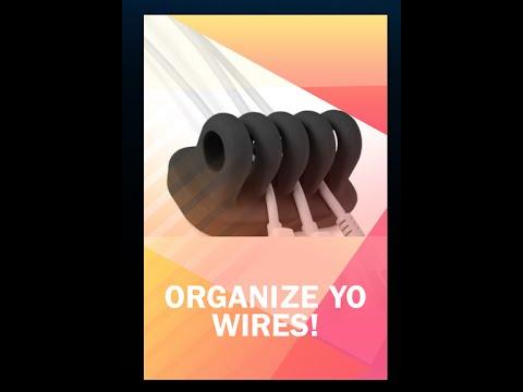 Organize Yo Wires!