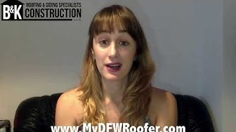 Fort Worth Roofing Company Review | B&K Construction