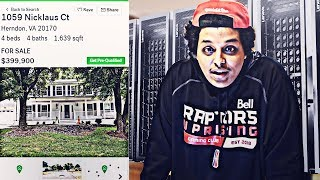 i found & visited the nba 2k19 servers to find some answers and ended up buying a house