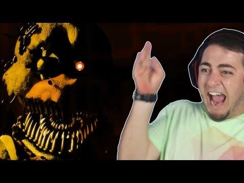 Korku Oyunu: Five Nights at Freddy's 4 indir