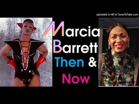 Marcia Barrett Of Boney M.: Then & Now [Megamix]