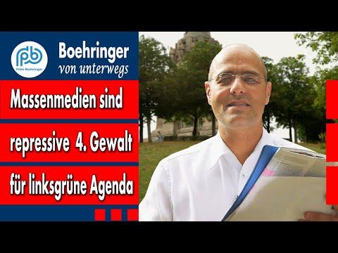 Satanische Umkehrung der Werte und Realitäten in Medien und Bundestag – Boehringer von unterwegs (7)