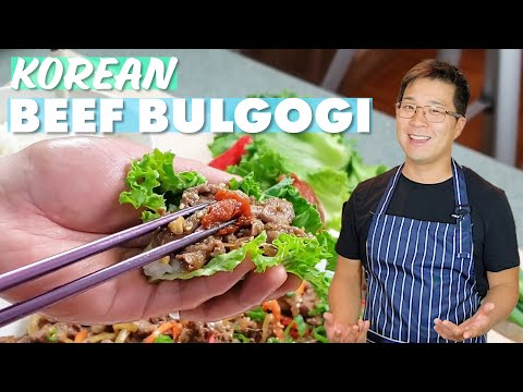 How to make BULGOGI in 1 MINUTE