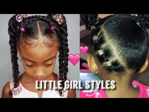 adorable-little-girls-+-toddler-hairstyles- -black-little-girls- -natural-hair