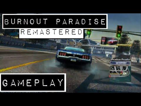 burnout paradise remastered gameplay the 1st hour. Black Bedroom Furniture Sets. Home Design Ideas