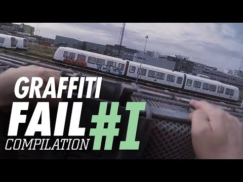 Graffiti Fail Compilation Part 1 (Official Version) | By @Daos243 |