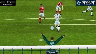 World Tour Soccer 06 - PSP Gameplay 1080p (PPSSPP)