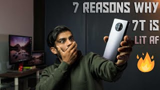 Top 7 Reasons Why i Purchased this OnePlus 7T - its Amazing