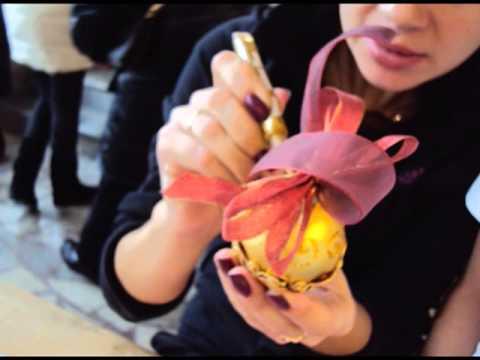подарки из конфет на новый год своими руками мастер класс