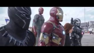 Repeat youtube video Captain America Civil War Tribute - War Of Change