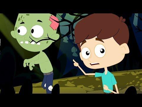 boschi spaventosi canzone di halloween rima per i bambini canzoni vivaio Kids Songs Scary Woods
