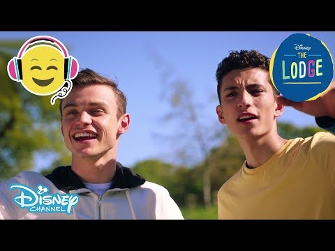The Lodge   Step Up Song   Official Disney Channel UK