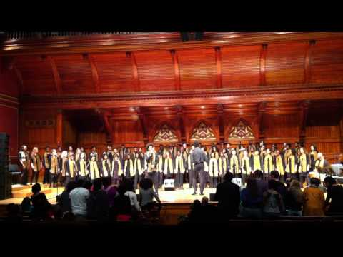 """""""There's A Leak in This Old Building,"""" The Kuumba Singers of Harvard College"""