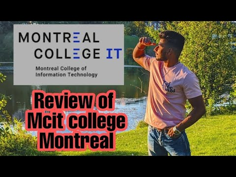 Montreal College Of Information Technology | MCIT | PGWP | MONTREAL COLLEGE #1