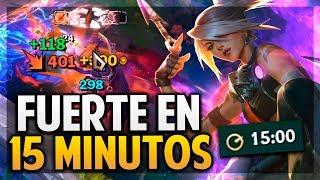 ¡AKALI TRUE DAMAGE! LOS BORRO EN 15 MINUTOS! | League of Legends
