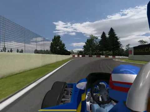 tyrell p34 onboard [rfactor]