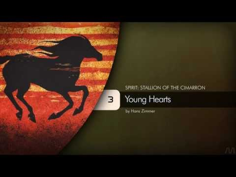 03 Hans Zimmer - Spirit: Stallion of the Cimarron - Young Hearts