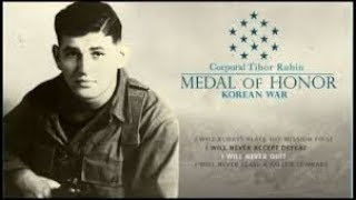 Tibor Rubin - Medal of Honor