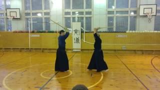 Nakanishi-ha Itt-ry в клубе Сёгун