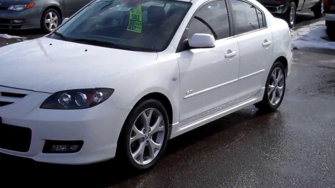 2007 mazda mazda3 touring at johnson motors in st croix falls youtube. Black Bedroom Furniture Sets. Home Design Ideas