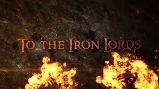 fan made trailer destiny the iron banner