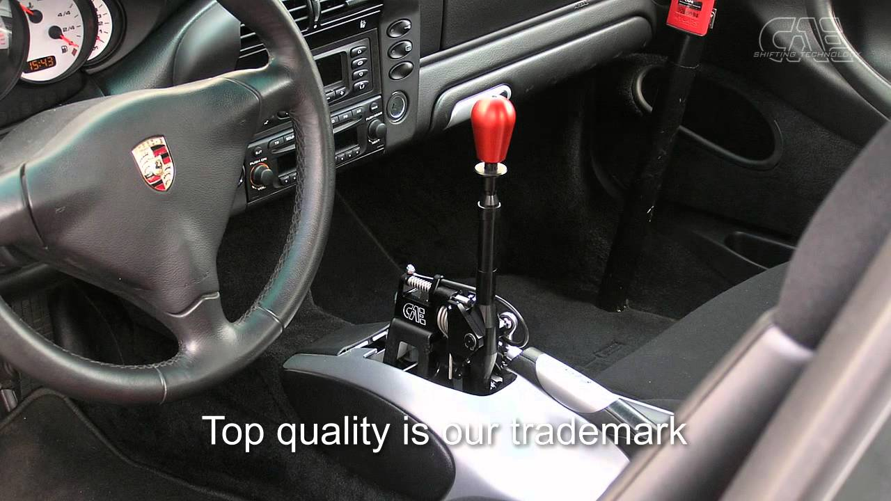 Porsche 996 997 911 With Cae Ultra Shifter By Cae