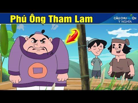 PHÚ ÔNG THAM LAM | Phim Hoạt Hình | Truyện Cổ Tích | Khoảnh Khắc Kỳ Diệu 2019 | Phim Hay 2019
