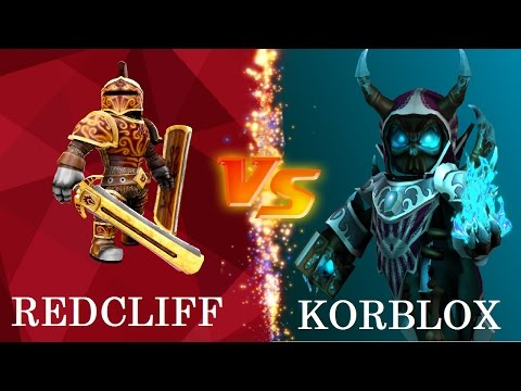 Redcliff VS Korblox - The Raid - ROBLOX Movie by Roblox Minigunner