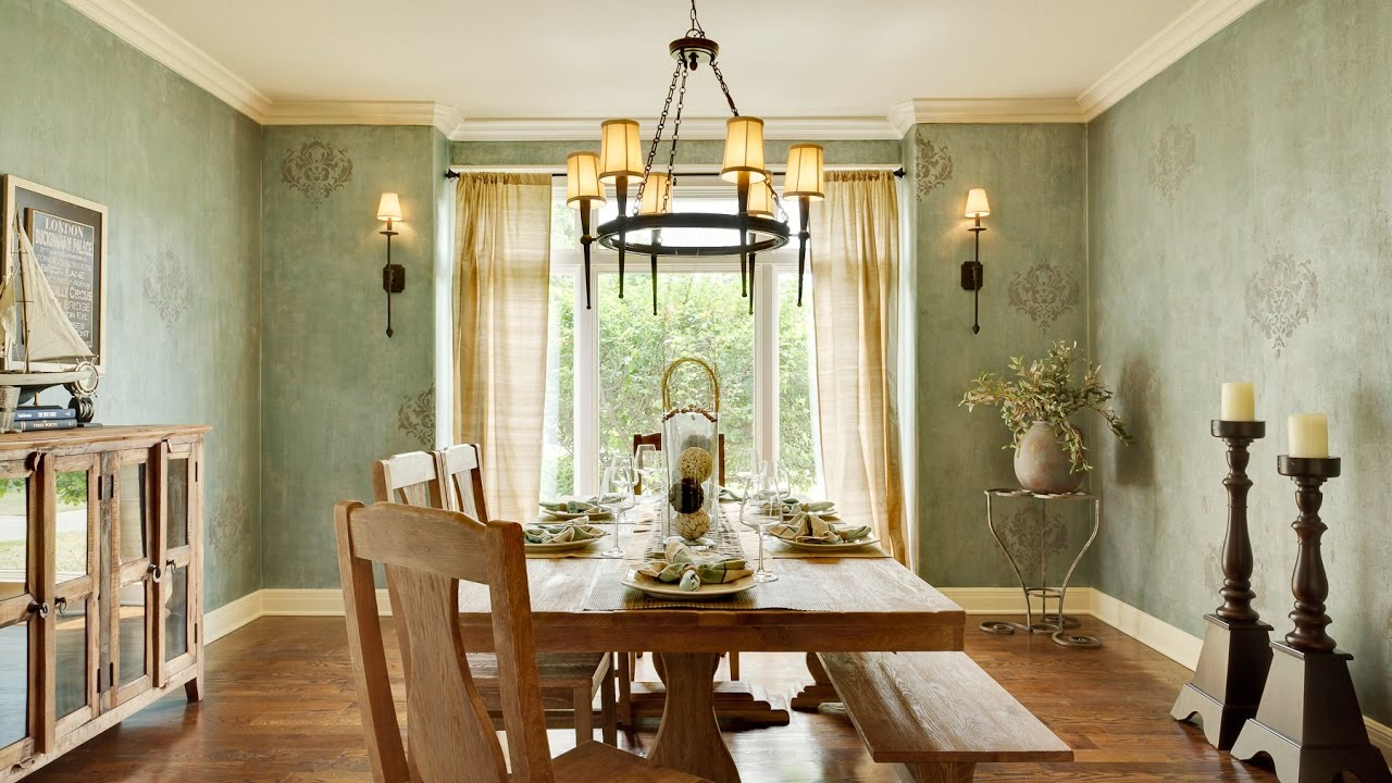 60 Dining Room Design Ideas 2017