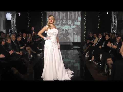Gran Galà della Moda Lady Grazia Wedding Dress Collection 2017