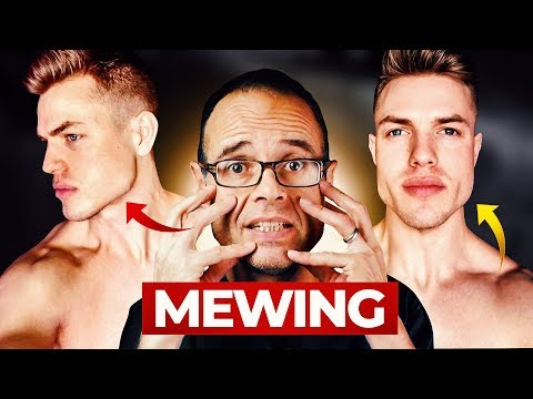 MEWING! Improve Your Jawline and Facial Attractiveness