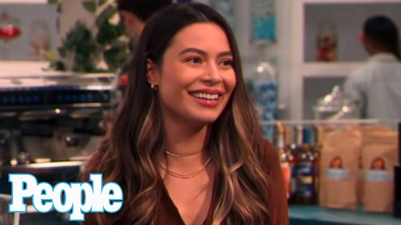 Miranda Cosgrove Reflects on Teen Fame Ahead of 'iCarly' Reboot   PEOPLE